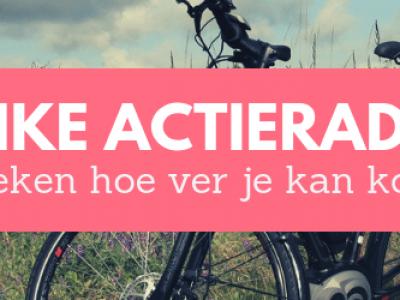 De actieradius van je elektrische fiets: tips en berekening