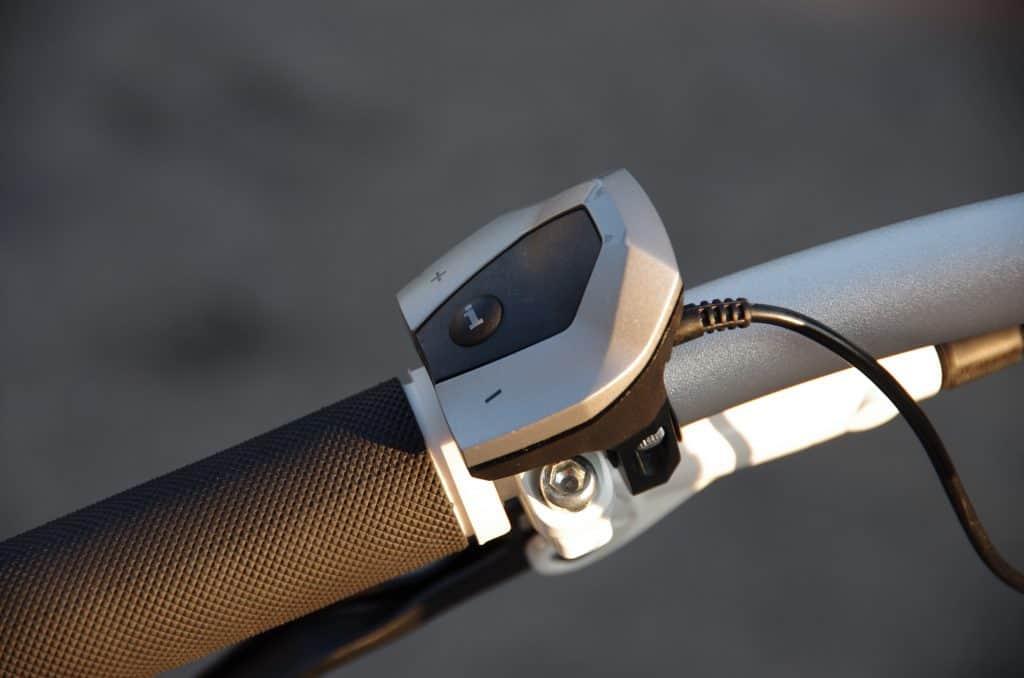 ondersteuningsniveau elektrische fiets