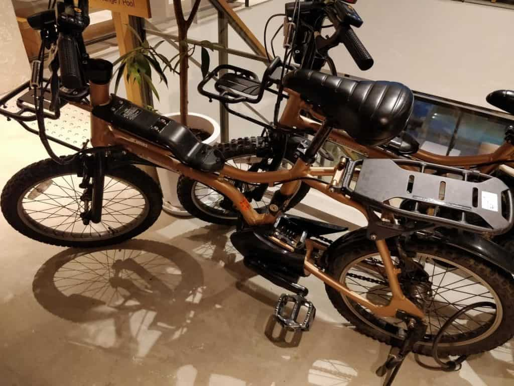 Huren elektrische fiets